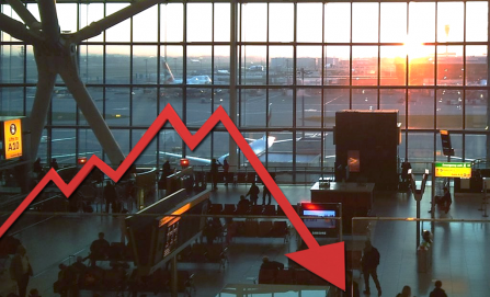 In January, passenger traffic falls at the San Luis Potosí airport