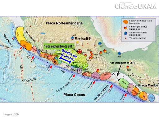 Project to detect earthquakes and tsunamis in Zihuatanejo suspended