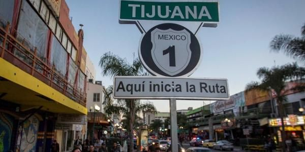Youtuber begins gastronomic tour of Mexico starting from Tijuana (videos)