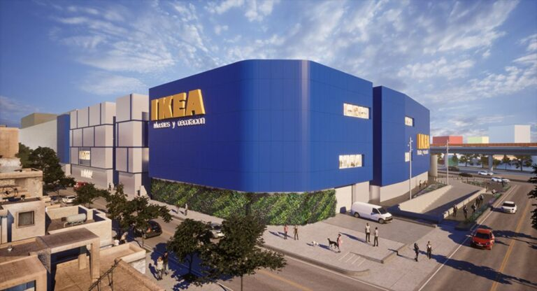 IKEA will open its physical store in Mexico in 15 days